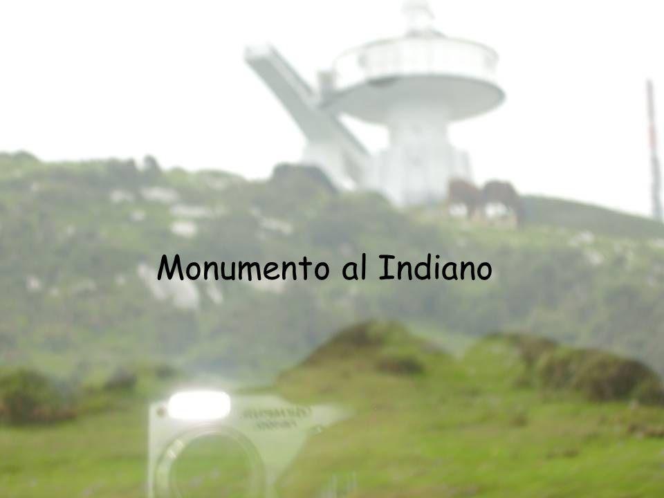 Monumento al Indiano