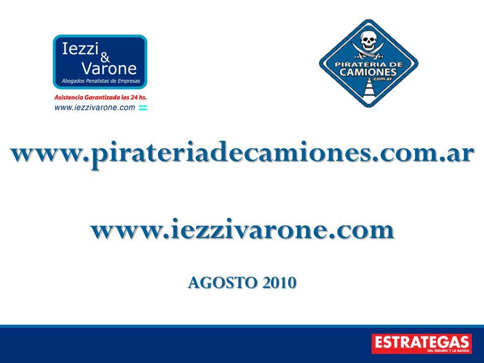 www.pirateriadecamiones.com.arwww.iezzivarone.com AGOSTO 2010