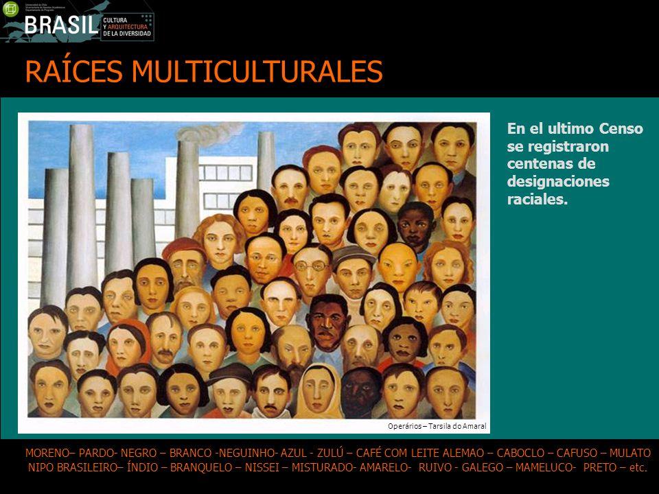 En el ultimo Censo se registraron centenas de designaciones raciales. MORENO– PARDO- NEGRO – BRANCO -NEGUINHO- AZUL - ZULÚ – CAFÉ COM LEITE ALEMAO – C