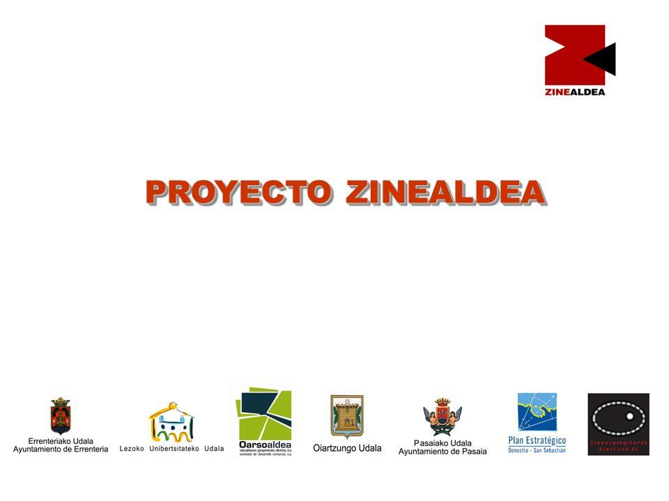 PROYECTO ZINEALDEA