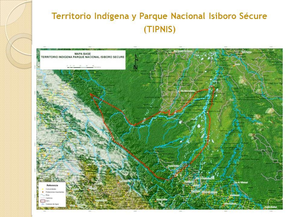 Territorio Indígena y Parque Nacional Isiboro Sécure (TIPNIS)