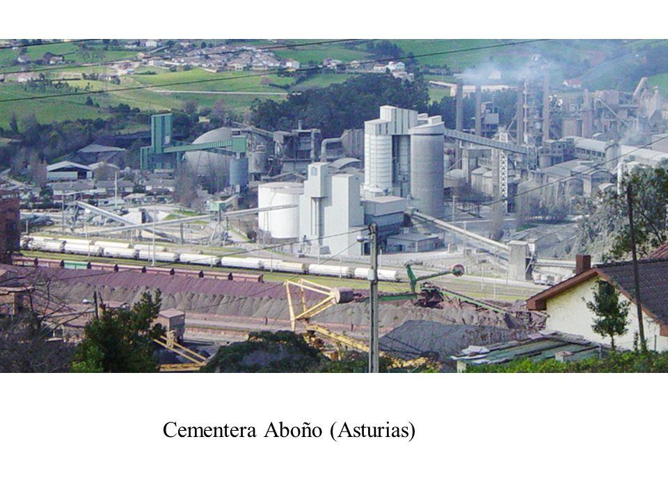 Cementera Aboño (Asturias)