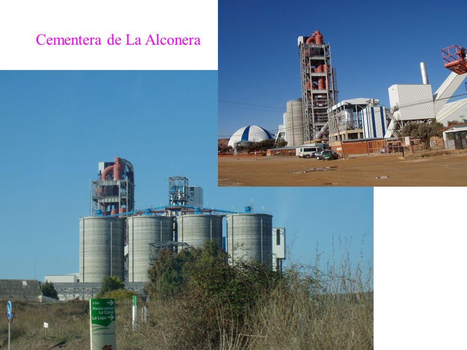 Cementera de La Alconera
