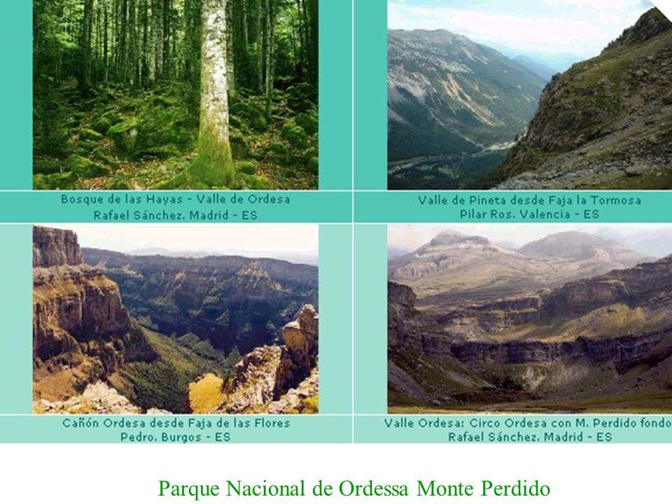 Parque Nacional de Ordessa Monte Perdido