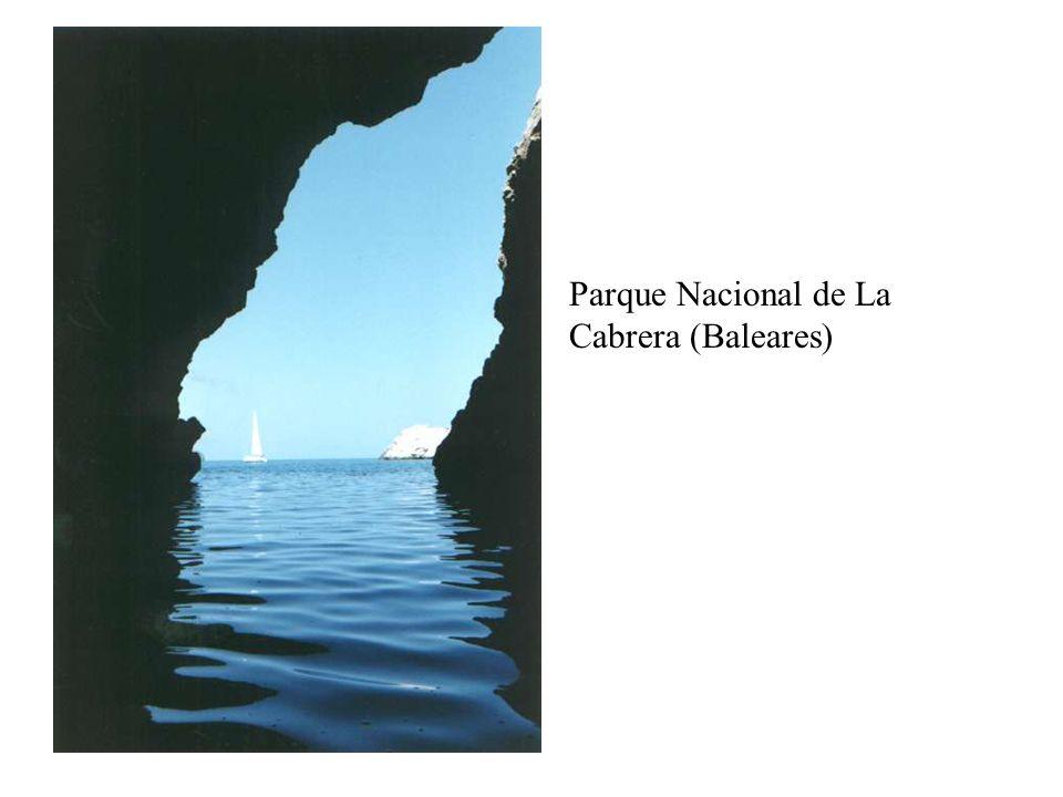 Parque Nacional de La Cabrera (Baleares)