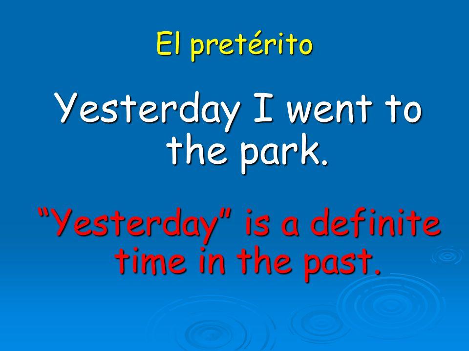 ¿El pretérito o el imperfecto.We were eating while they were reading.
