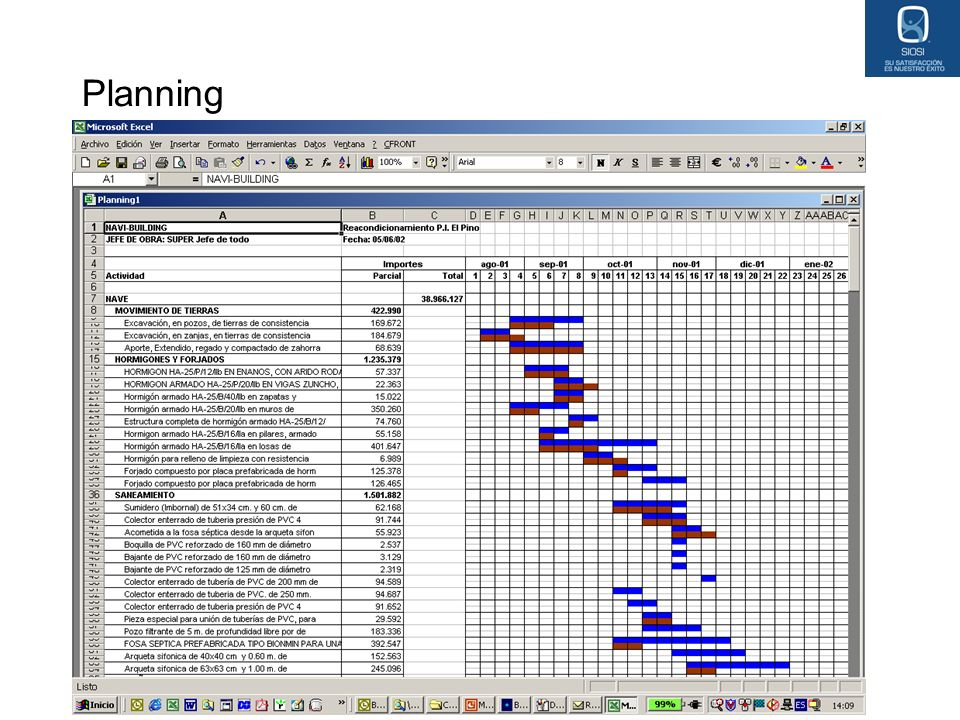 05 May 2014 Planning