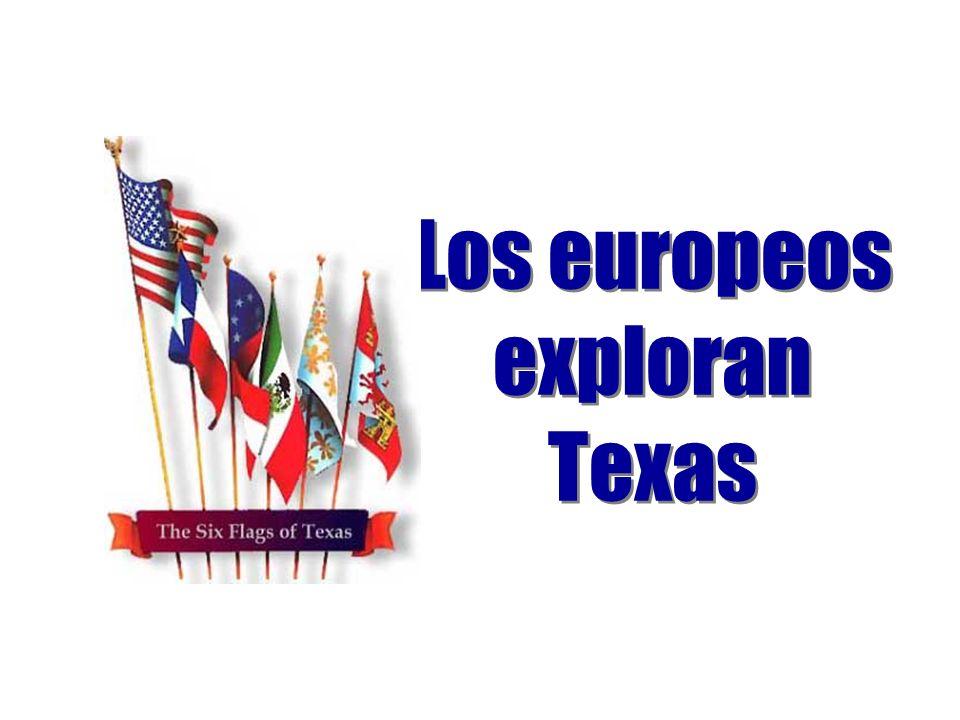 Los europeos exploran Texas
