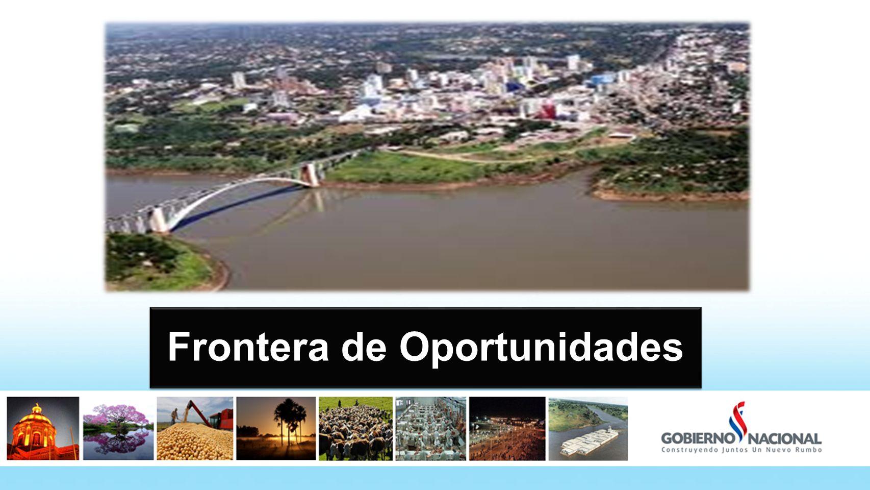 Frontera de Oportunidades