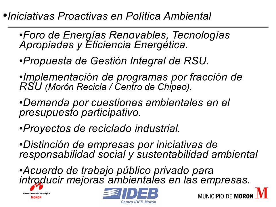 Foro de Energías Renovables, Tecnologías Apropiadas y Eficiencia Energética.