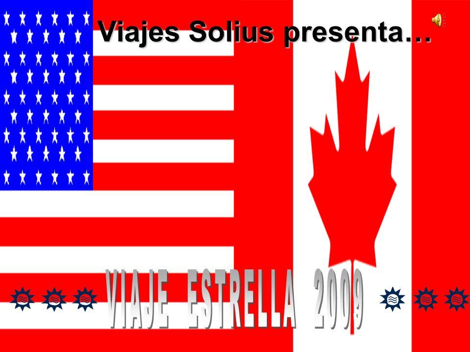 Viajes Solius presenta…