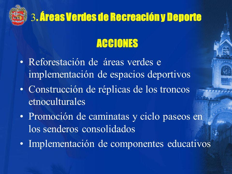 2. DESCONTAMINACIÓN DE LOS RÍOS ZAMORA, MALACATOS Y PARQUES LINEALES ACCIONES Construcción de colectores marginales, Embaulado y encauzamiento de queb