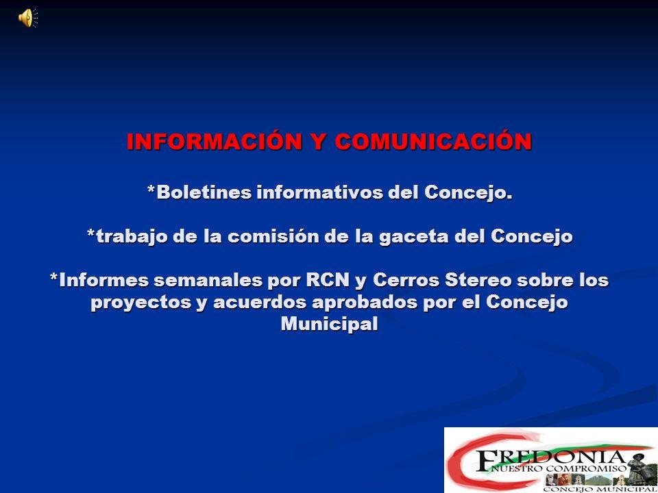 SEGURIDAD CIUDADANA *Consejo de seguridad para exponer ante las autoridades, la preocupación de la comunidad por el incremento del consumo de sustancias psicoactivas en jóvenes y adultos de Fredonia.