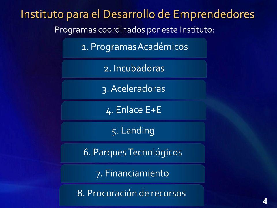 4 Instituto para el Desarrollo de Emprendedores 1.