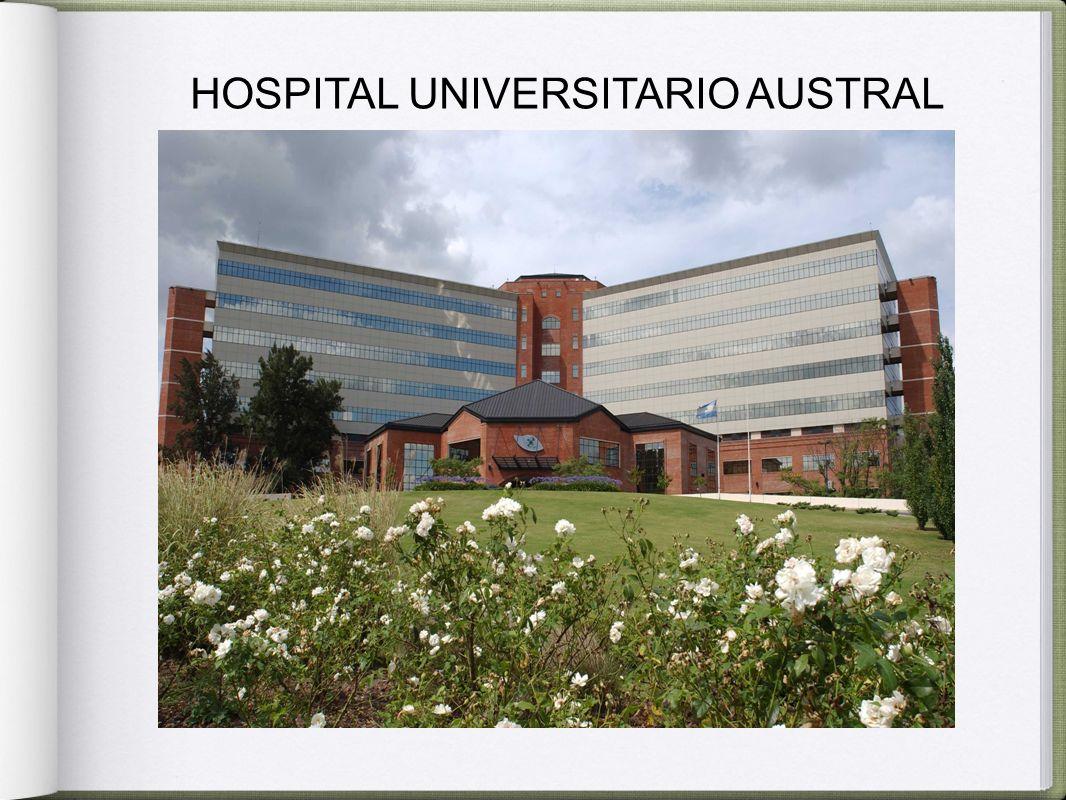 HOSPITAL UNIVERSITARIO AUSTRAL