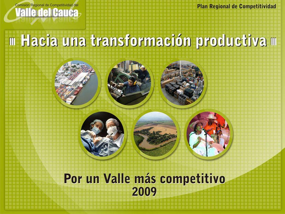 2 Plan Regional de Competitividad Plan de presentación Antecedentes Estrategias, propuestas, avances y qué nos falta Apoyos complementarios