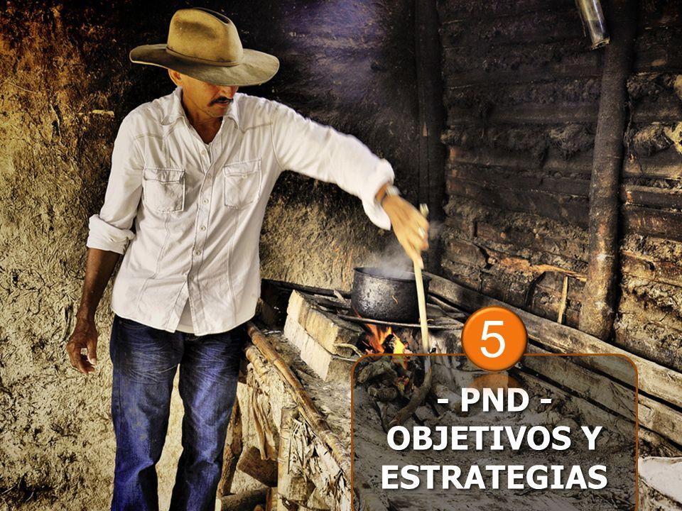 - PND - OBJETIVOS Y ESTRATEGIAS - PND - OBJETIVOS Y ESTRATEGIAS 5