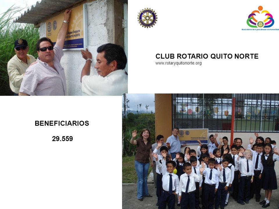 CLUB ROTARIO QUITO NORTE www.rotaryquitonorte.org PARQUE ROTARIO DE LA SALUD PARQUE METROPOLITANO DE QUITO EN COLABORACION CON EL MUNICIPIO DE QUITO DONACION DE 9 MAQUINAS DE EJERCICIO.