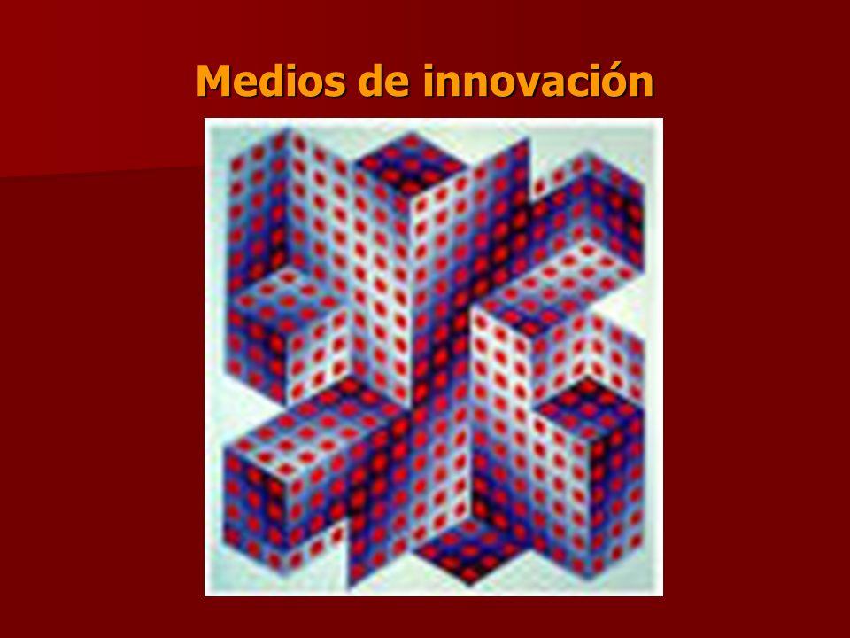 Medios de innovación