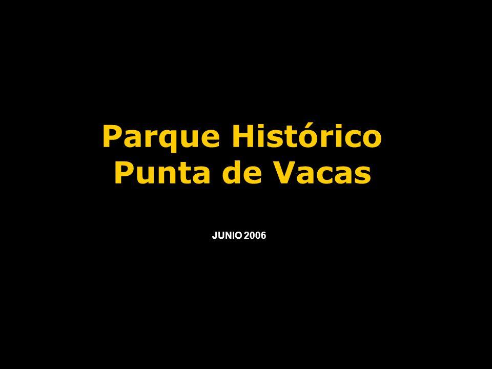Parque Histórico Punta de Vacas JUNIO 2006