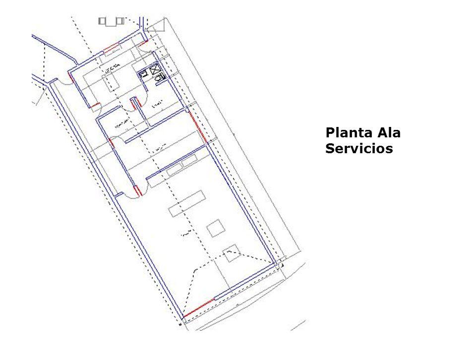 Planta Ala Servicios