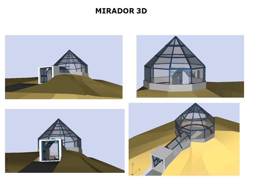 MIRADOR 3D