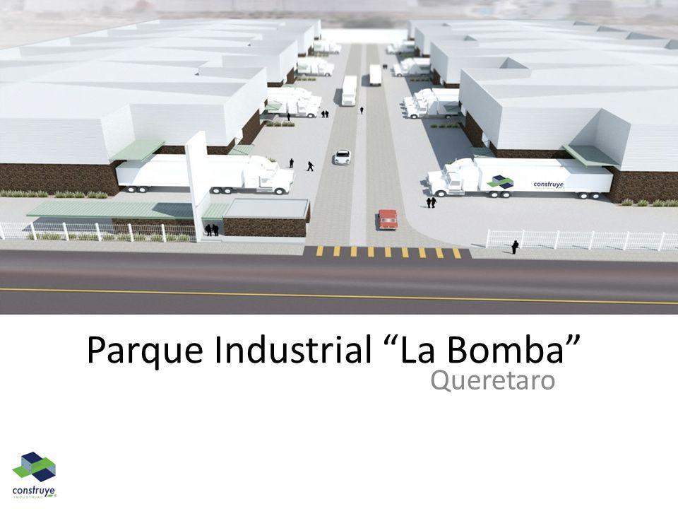 Parque Industrial La Bomba Queretaro