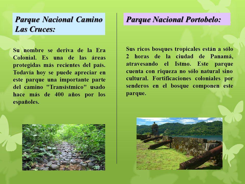 Su nombre se deriva de la Era Colonial.Es una de las áreas protegidas más recientes del país.
