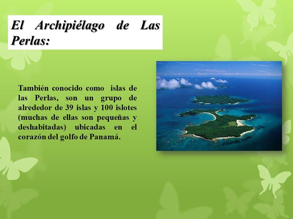 También conocido como islas de las Perlas, son un grupo de alrededor de 39 islas y 100 islotes (muchas de ellas son pequeñas y deshabitadas) ubicadas en el corazón del golfo de Panamá.