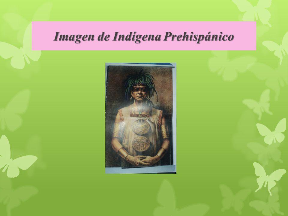 Imagen de Indígena Prehispánico