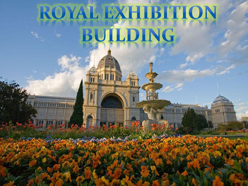 El Palacio Real de Exposiciones, (en inglés Royal Exhibition Building), está localizado en la ciudad de Melbourne, estado de Victoria, Australia.