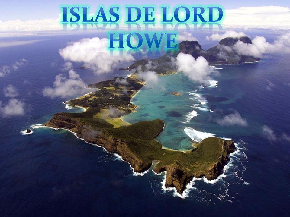 La isla Fraser, K Gari, es la isla de arena más grande del mundo con 1630 km².