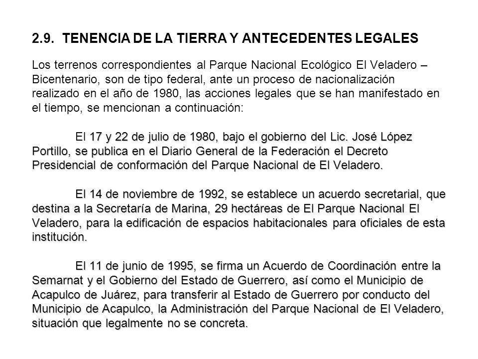 17 y 22 de julio de 1980, bajo el gobierno del Lic. José López Portillo, se publica en el Diario General de la Federación el Decreto Presidencial de c