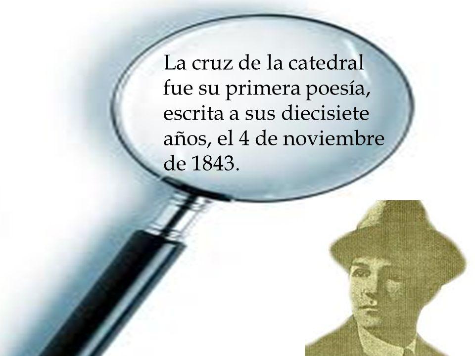 Sin duda el poema que lo ha hecho más conocido es la Memoria del Cultivo del Maíz en Antioquia, de 1866, obra deliciosamente descriptiva del proceso completo del cultivo del maíz
