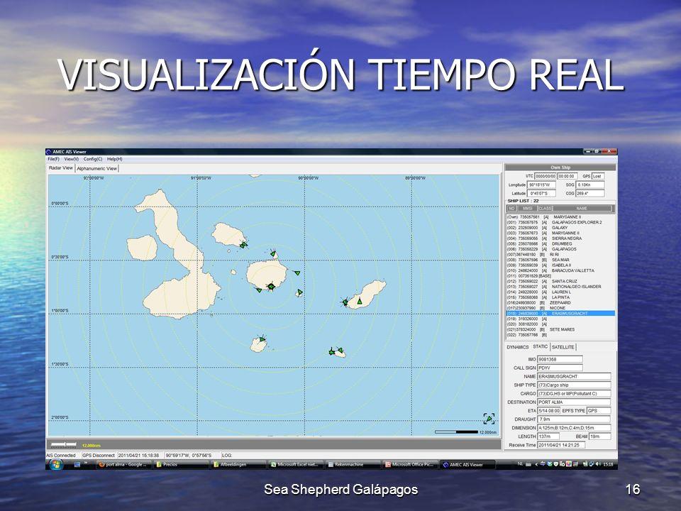 VISUALIZACIÓN TIEMPO REAL Sea Shepherd Galápagos16