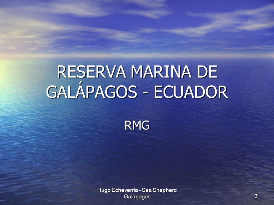 RESERVA MARINA DE GALÁPAGOS - ECUADOR RMG 3 Hugo Echeverría - Sea Shepherd Galápagos