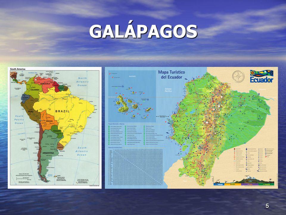 5 GALÁPAGOS