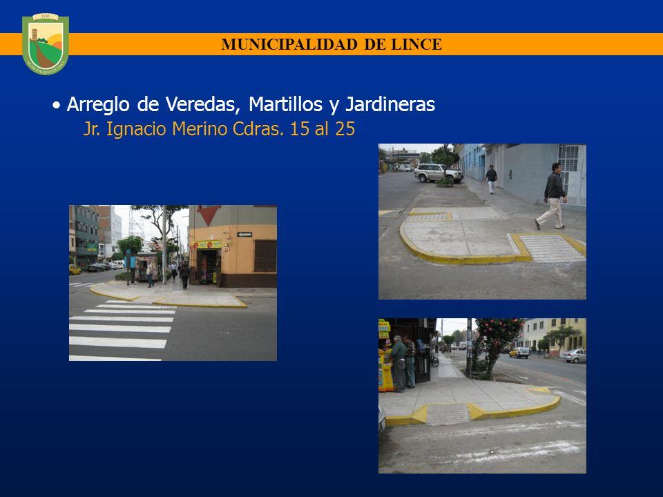 Juegos Infantiles Parque Bomberos MUNICIPALIDAD DE LINCE MENU