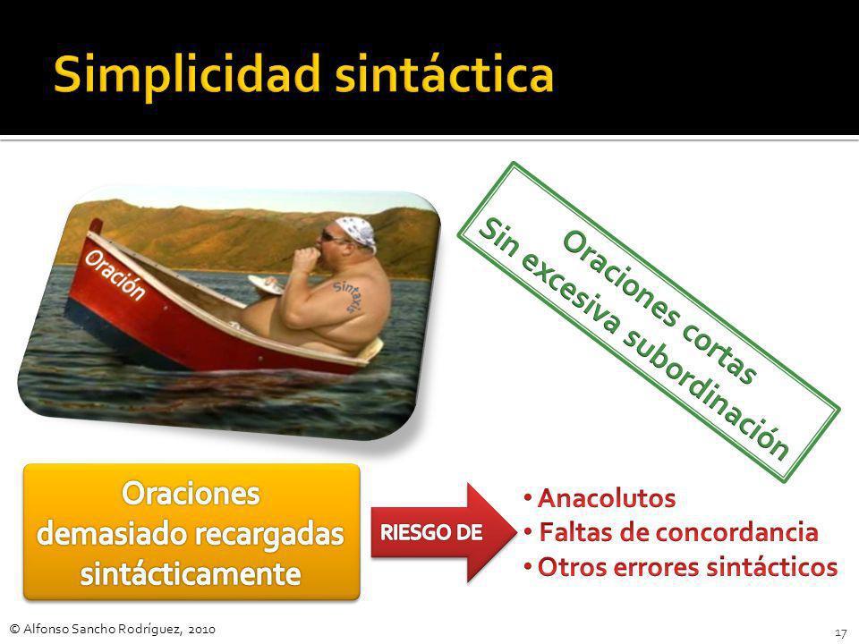 © Alfonso Sancho Rodríguez, 2010 16 Texto original Resumen