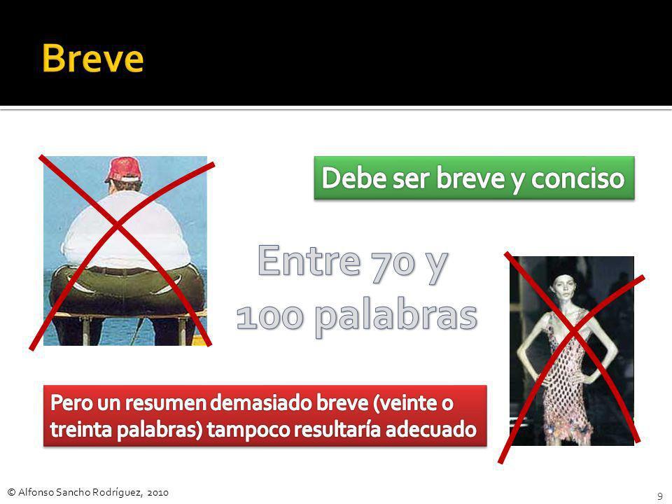 © Alfonso Sancho Rodríguez, 2010 19 EL COSTE DE LA VUELTA AL COLEGIO En los centros públicos no hay gastos de matrícula pero se paga comedor (entre 35 y 90 ) y transporte (entre 35 y 75 ).