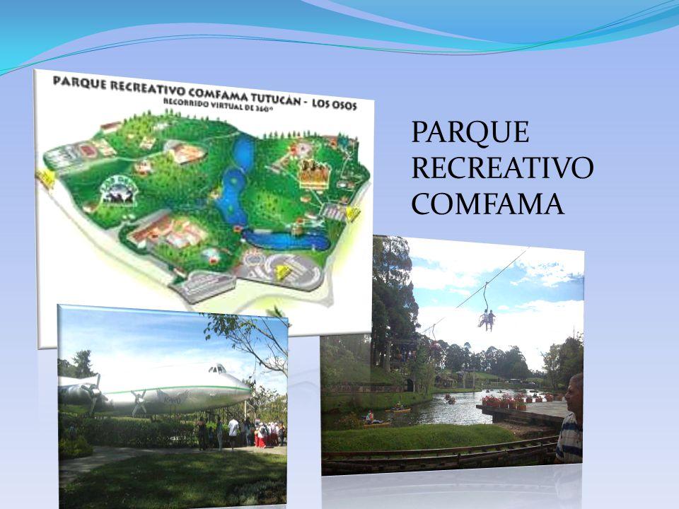 RIONEGRO PARQUE RECREATIVO COMFAMA