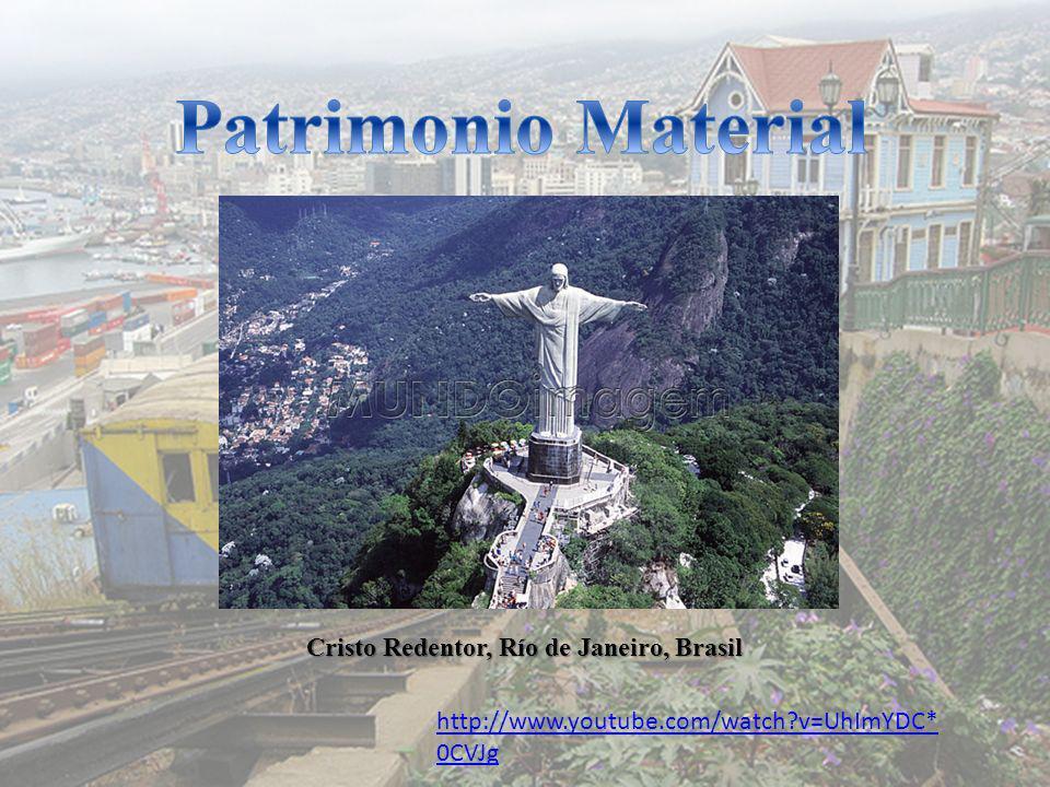 Cristo Redentor, Río de Janeiro, Brasil http://www.youtube.com/watch?v=UhImYDC* 0CVJg
