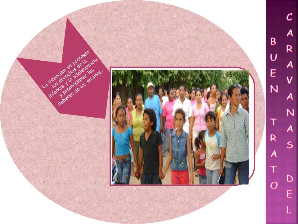 La intención es proteger los derechos de la infancia y la adolescencia y promocionar los deberes de los mismos.