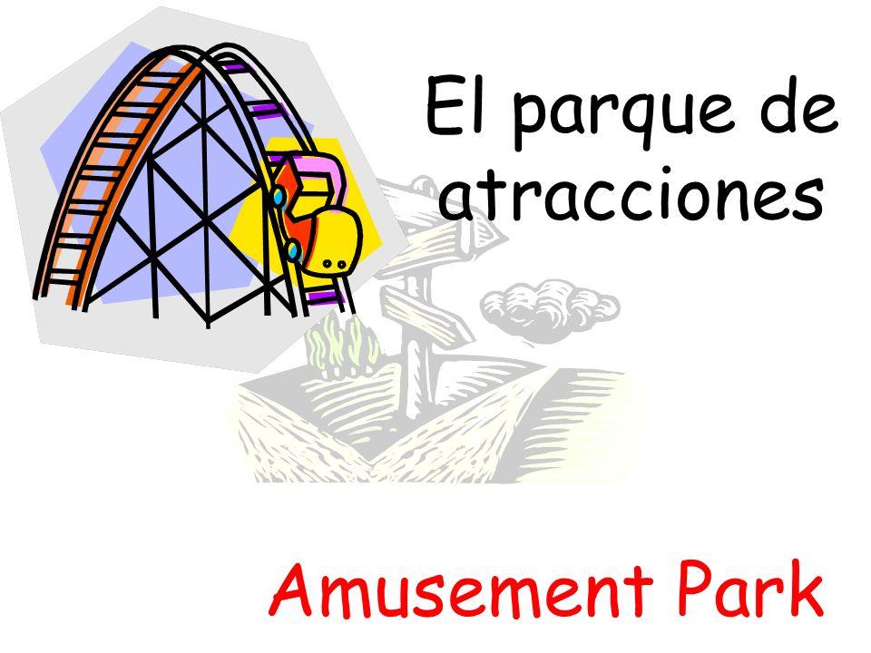 El parque de atracciones Amusement Park