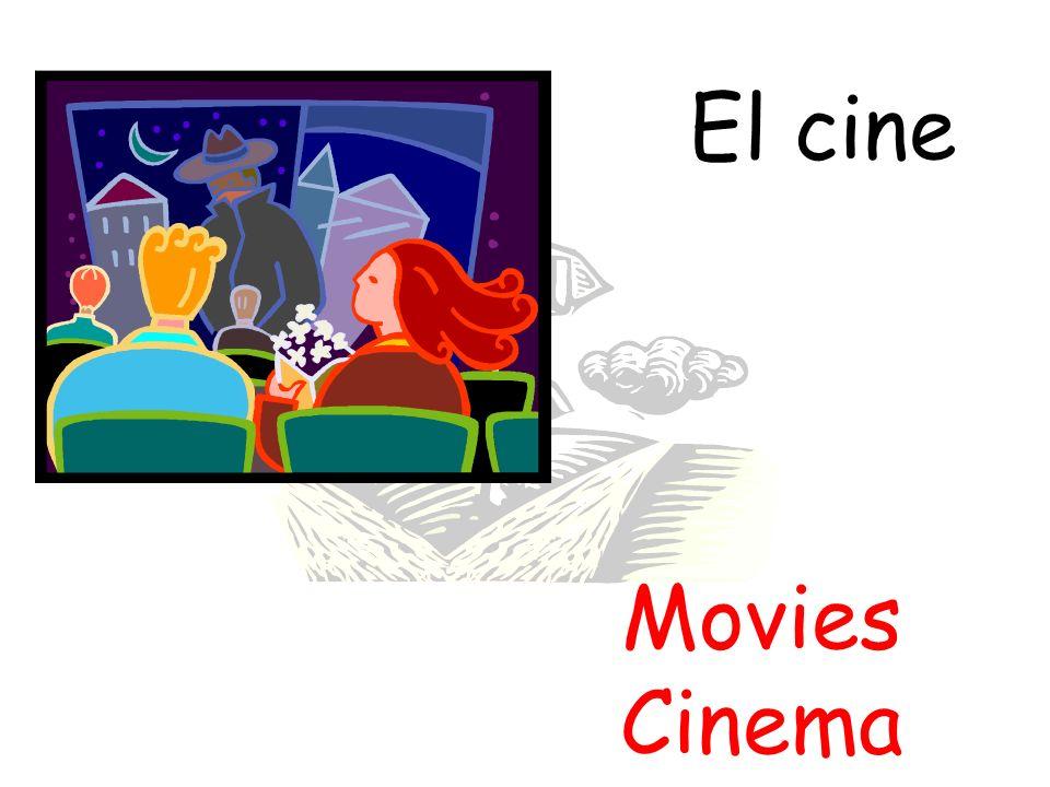 El cine Movies Cinema