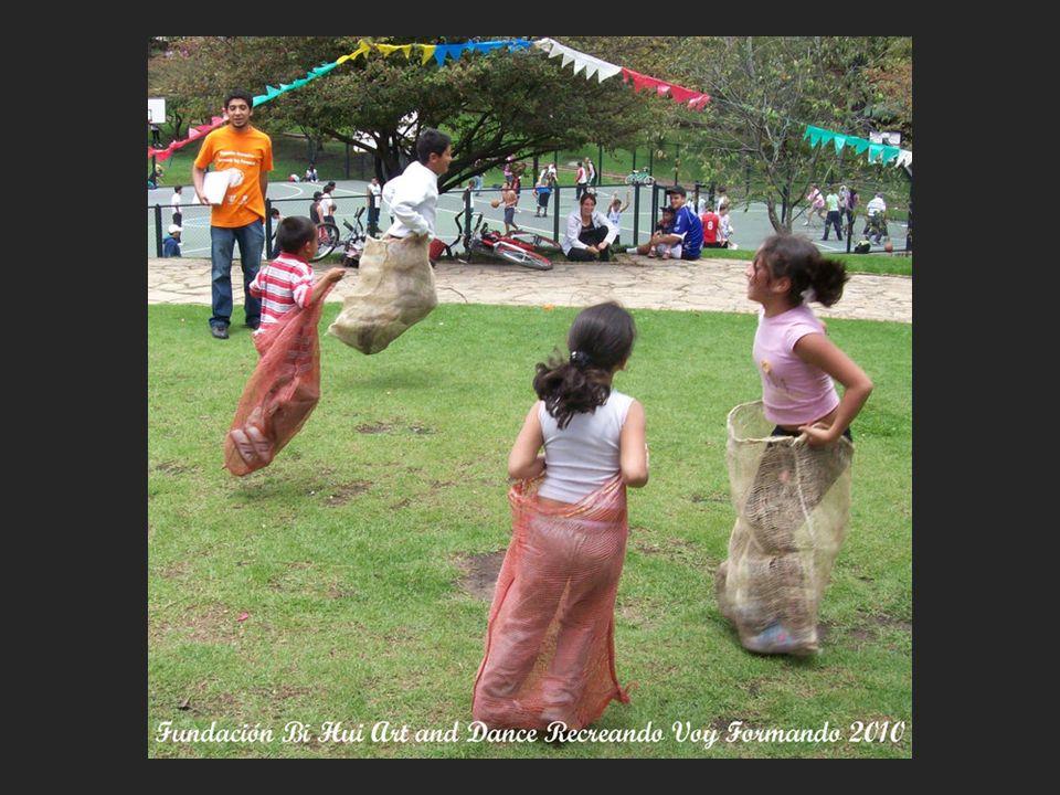 Community Engagement No es suficiente hacer participar a la comunidad para embellecer la zona sino invitarlos a participar en las actividades del parque y una forma de vida