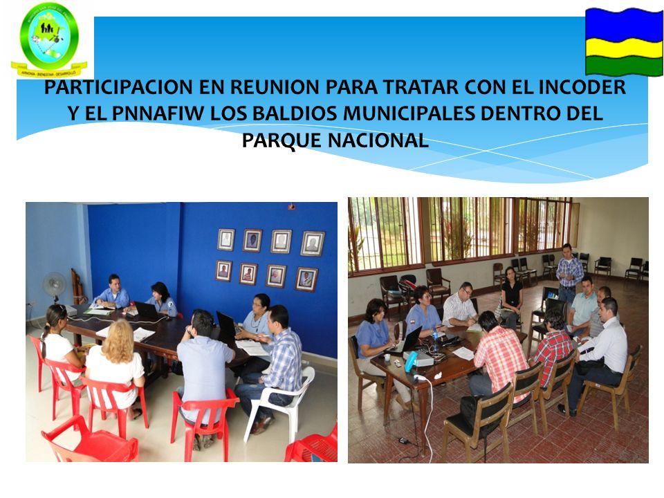 Elaboración informe de diagnostico situacional para para la formulación del Plan de Desarrollo Municipal 2012-2015.