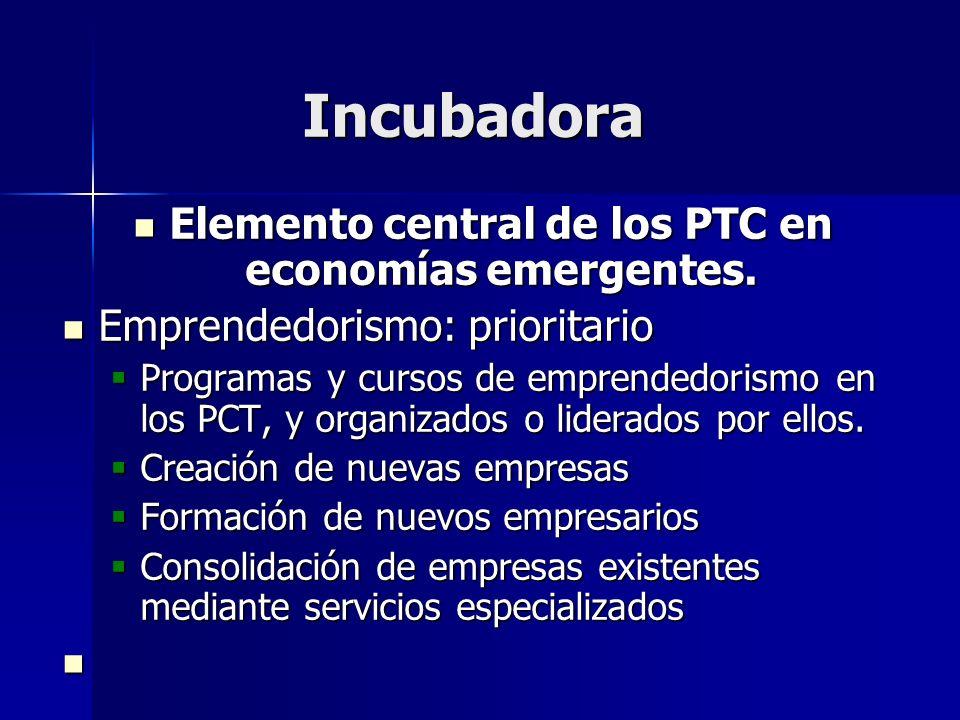 PCT: valor añadido a la universidad Universidad - PCT Universidad - PCT Más mecanismos para cumplir Con su papel como Gestor y transmisor del conocimi