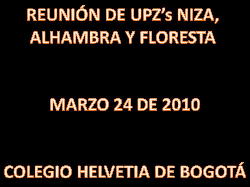 1.SALUDO Y ORACIÓN 2. INFORME REUNIONES MEAL MARZO 2010 3.