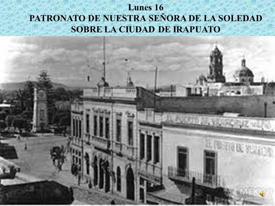 SEMANA DE CULTURA CRISTIANA Del 16 al 20 de abril Abril mes de Nuestra Señora de la Soledad Temática: Patronato y Bicentenario
